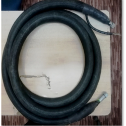 High Pressure Heated Hose