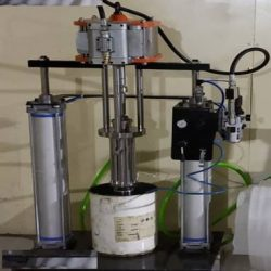 Airless Drum Press Dispensing System