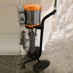 Low Duty Spray Painting Machine