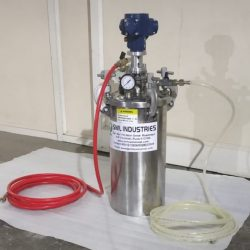 SS Pressure Pot With Stirrer